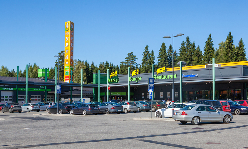 Pitkäjärvi Abc